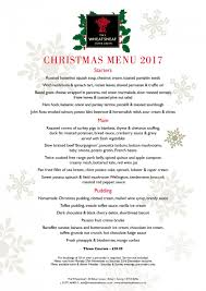 christmas 2017 the wheatsheaf esher