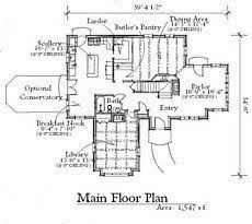 cottages floor plans cottage house plans storybook style