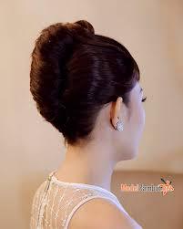model rambut sanggul simple 51 model rambut sanggul modern kebaya wisuda dan pernikahan