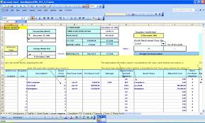 Fixed Asset Register Excel Template Fixed Asset Accounting 2007 Bonus Pack For Excel Asset Accounting