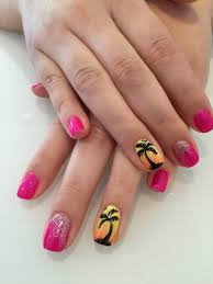 island nail designs ombre lilly u0027s nail art pinterest ombre