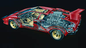 lamborghini countach drawing on lamborghini images tractor