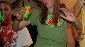 Sun Drop Meme - i dressed as the sundrop girl for halloween last year i was the