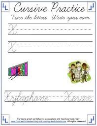 cursive handwriting worksheets uppercase s z