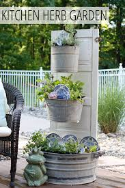 Diy Home Garden Ideas Outdoor Herb Garden Ideas The Idea Room