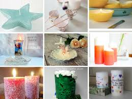 Make Candles 14 Diy Easy Tutorials On How To Make Homemade Candles