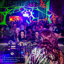 psytrance event 2015 spiral future nye with fractaltribe raw