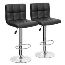 Target Counter Height Chairs Furniture Leather Bar Stools With Nailhead Trim Backless Target