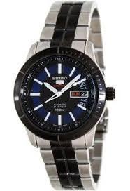 Jam Tangan Alba Pria pria jam tangan analog seiko 5 sports jam tangan pria silver