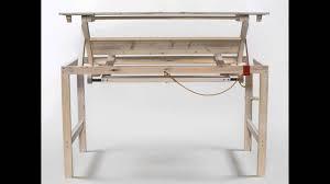 Design Schreibtisch Adjus Table Höhenverstellbarer Open Design Schreibtisch Von