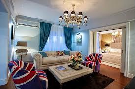 Bedroom Design Union Jack Room by Union Jack Home Decor Union Jack Home Decor Interior Design
