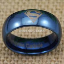 superman wedding band superman wedding band 2018 superman wedding rings for men women