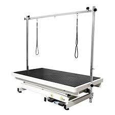 best electric grooming table best flying pig heavy duty super low electric lift dog grooming