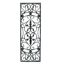 Decorative Wrought Iron Brilliant Wrought Iron Decorative Wall