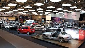 mercedes toronto 2012 toronto auto mercedes â s booth gets busy wheels ca