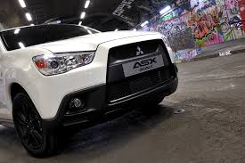 black mitsubishi asx mitsubishi asx black uk version 2011 mad 4 wheels