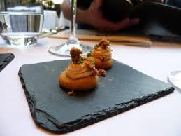 canap foie gras foie gras canape picture of the ledbury tripadvisor