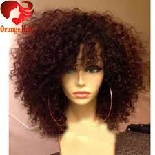 are there any full wigs made from human kinky hair that is styled in a two strand twist for black woman best 25 curly wigs ideas on pinterest black curly wig curly