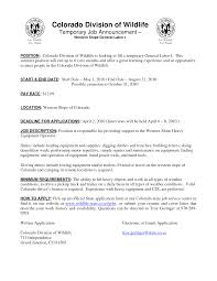 Sample Of General Resume by General Laborer Resume Examples Templates