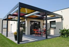 Aluminum Pergola Manufacturers by Bioclimatic Structures Motorized Pergolas Patio Covers