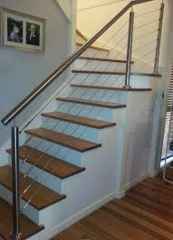Indoor Banisters And Railings 60 Best Arnita Images On Pinterest Stairs Cable Railing And