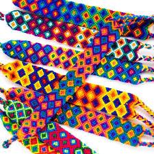double friendship bracelet images Double diamond friendship bracelet mayan hands jpeg
