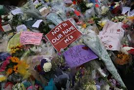 borough market attack will not divide us londoners of all faiths come together to