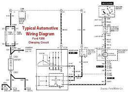 car electrical wiring diagram