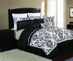 beautiful black and white bedding set 9f17 tjihome