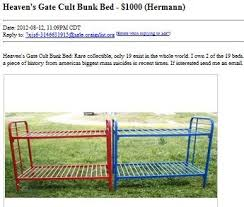 Beds On Craigslist Bunk Beds From Mass For Sale On St Louis Craigslist