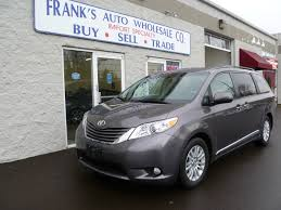used 2014 toyota sienna xle navigation dvd for sale in sherwood