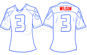 football jersey drawing lesson step by step drawing sheets