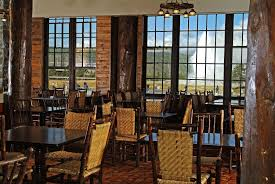 Dining Options In Yellowstone National Park Lodges - Old faithful inn dining room menu