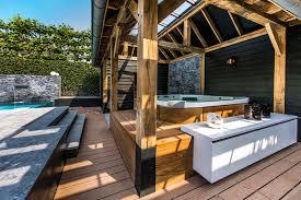 Luxury Backyard Designs Aquatic Dream Backyard Design Icreatived