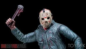 Jason Halloween Mask by Neca Friday The 13th Part 3 Ultimate Jason Voorhees Toyark