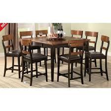 loon peak extendable dining table coaldale counter height extendable dining table by loon peak on sale