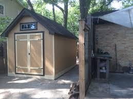 shed kit build u0026 paint handyman thoennes in glen ellyn il