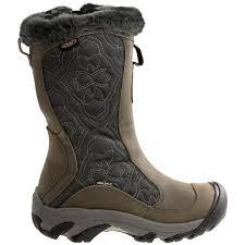 keen s betty waterproof winter boot size 9 mount mercy