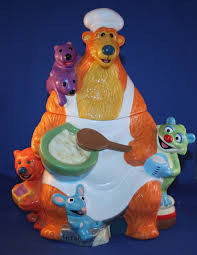 Kitchen Collectibles Bear In The Big Blue House From Disney Kitchen Collectibles
