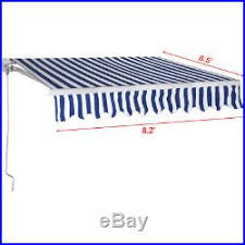 Retractable Awnings Ebay Patio Awnings Canopies And Tents Deck