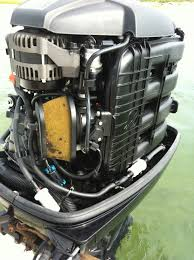 my 90 hp four stroke mercury outboard has started to stutter
