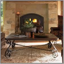 Rustic Wood And Metal Coffee Table Rustic Wood And Wrought Iron Coffee Table Coffee Table Home