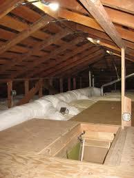attic door insulation attic ladder installation phillip norman