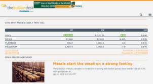 bullion desk live gold price get india bulliondesk com news bullion desk home of free gold news