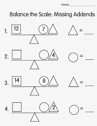 Addition Worksheets Single Digit Free Winter Worksheet Using Single Digit Equal Equations
