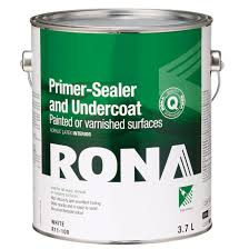 primer sealer and undercoater rona