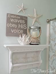 Seashell Bathroom Ideas 13 Best Nautical Images On Pinterest Bathroom Decorations