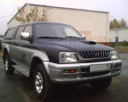 mitsubishi truck 1998 1998 mitsubishi l200 for sale 2500cc diesel manual for sale