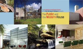 symposium the public and the modern house iconic houses
