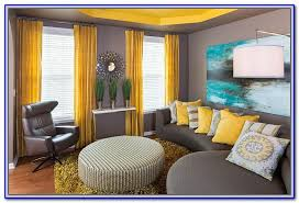 colors that go with yellow and gray painting home design ideas